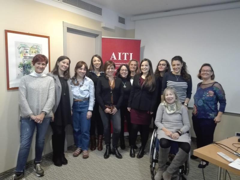 Terminologia in pratica: app e strumenti digitali con Alice Bertinotti - Napoli 17 novembre